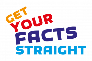 Get Your Facts Straight
